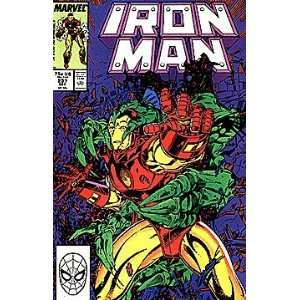 Invincible Iron Man (1968 series) #237: Marvel: Books