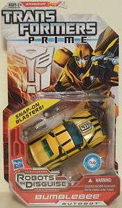 Transformers Prime Hub Animated Deluxe Figure #1 Series 1 2012