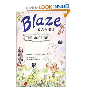 Blaze Saves the Moraine (9780595501403) Dana Brooks Books