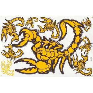 Giant Grand Scorpion Car Decals Graphics Vinyl Sticker