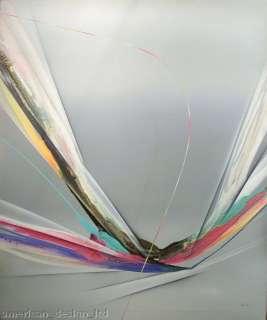 Elba Alvarez Rayo Signed Original Acrylic Painting on Canvas