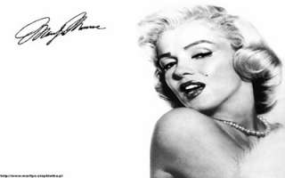 Marilyn Monroe Laptop Netbook Skin Cover Sticker