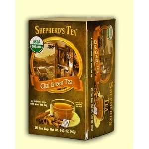Chai Organic Tea from with Bible Verse Grocery & Gourmet Food
