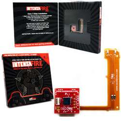 on the ds lite and dsi intensafire rapid fire mod kit for playstation
