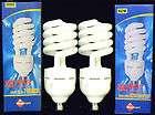 65 Watt 5000K CFL Spiral Light Bulb Grow/Studio Lamp Full Spectrum