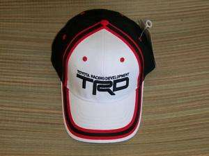 Toyota TRD PIPING Hat Cap NWT Tundra NASCAR Racing