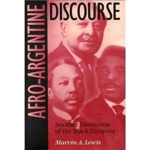 Dimension of the Black Diaspora [Hardcover] Marvin A. Lewis Books