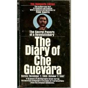 The Diary of Che Guevara: Robert Scheer: Books