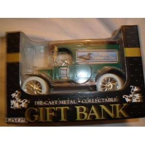 : Ertl 1992 Happy Fathers Day Die cast Metal Gift Bank: Toys & Games