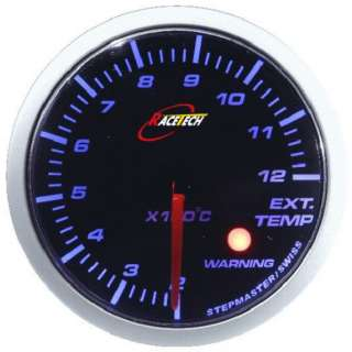 , Air/Fuel Ratio Gauge, Vacuum Gauge, RPM Tachometer Gauge Available