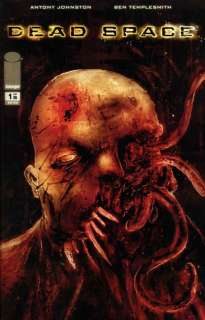 Dead Space #1 VF/NM video game comic BEN TEMPLESMITH
