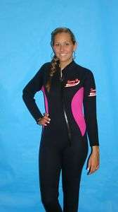 LADIES 2 XL 3MM WET SUIT, SCUBA, DIVE, GEAR,SURF HP05