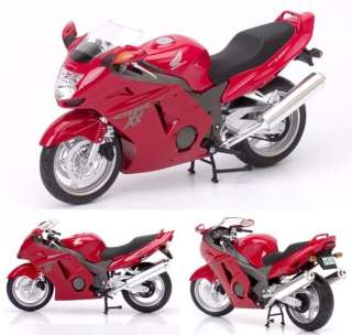 12 Honda CBR 1100XX 2183 Racing Motor Bike Motorcycle Model 3 Color
