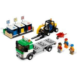 LEGO City Recycling Truck : Toys & Games :