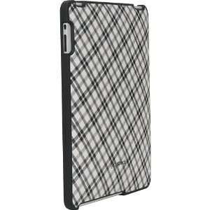 Speck Products Apple iPad Fitted Case in Houndstooth Gray