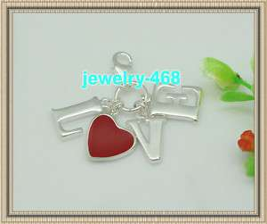 BEST NICE LOVE CHARMS PENDANT FASHION JEWELRY GF GIFT
