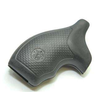 Smith & Wesson S&W J Frame Round FACTORY BOOT STRAP COMPACT gun grips