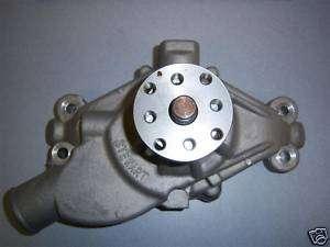 Stewart 22103 SBC High Flow Aluminum Water Pump Stage 2