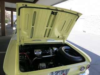 Chevrolet  Corvair Monza Spyder Turbo Convertible in Chevrolet
