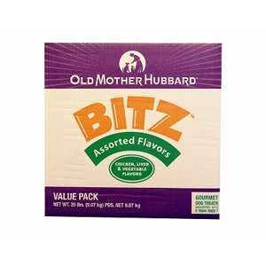 Old Mother Hubbard WELL10325/280/295/270 Assorted Oatmeal