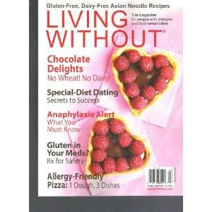 Living Without Magazine (February March 2012) Various Books