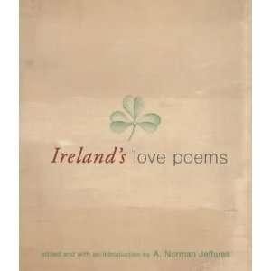 Irelands Love Poems: Wonder and a Wild Desire