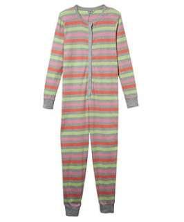 null (Multi Col) Teens Fluoro Stripe Jumpsuit  249720199  New Look