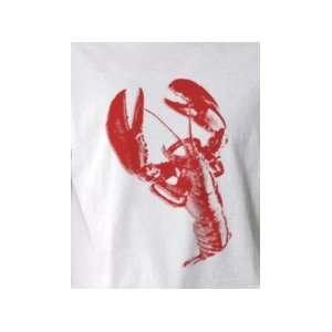 Lobster   Pop Art Graphic T shirt (Mens Large