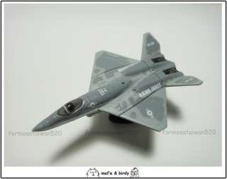 AIR FORCE MDD YF 23 plane fighter aircraft miniature
