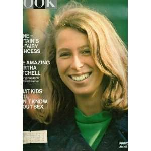 Look Magazine 1970  July 28 Article about Princess Anne