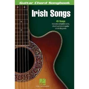 Irish Songs   Guitar Chord Songbook: Musical Instruments