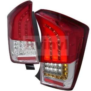 Toyota Prius 2010 2011 LED Tail Lights   Red Amber Turn
