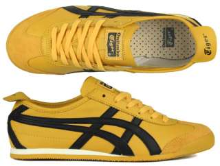 Asics Onitsuka Tiger Mexico 66 yellow/black Schuhe