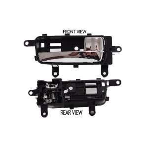 Nissan Sentra (Except Base Model) Black Inside Front/Rear
