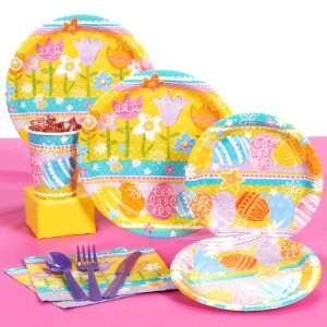 Lets Party By Easter Spring Eggs Standard Pack Everything