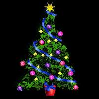 CERAMIC CHRISTMAS TREE TEA LIGHT HOLDER