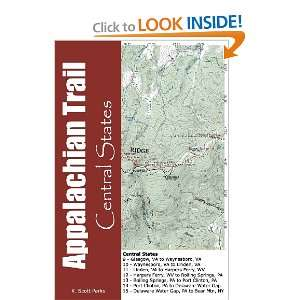 Appalachian Trail   Central States (Volume 2