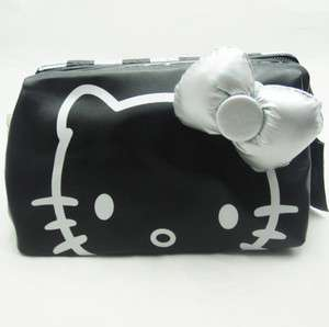 Hello kitty Cosmetic Women Case Pouch Purse Bag B/W P02