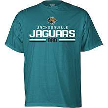 Reebok Jacksonville Jaguars Dad T Shirt
