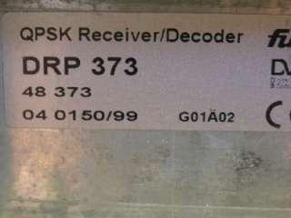 Fuba DRP 373 D QPSK RECEIVER / DECODER DV3 ASI