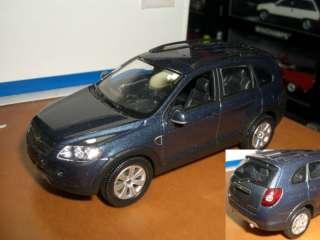 43 Norev Chevrolet Captiva 4x4 (blue metallic)