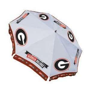 Georgia Bulldogs Market/Patio Umbrella 10ft Market/Patio Umbrella