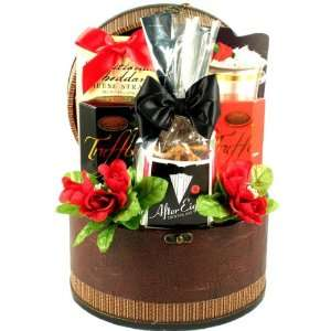Night To Remember, Valentines Day Gift Basket  Grocery