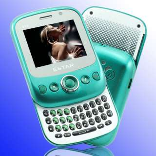 Tri sim Card TV Bluetooth 2.0 Inch QWERTY Slide AT&T T mobile