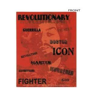 Che Guevara   Revolutionary Sticker: Home & Kitchen