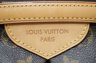 LOVELY LOUIS VUITTON LV MONOGRAM TIVOLI GM SATCHEL BAG