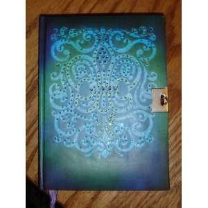 - 133633463_amazoncom-cr-gibson-bejeweled-fleur-de-lis-dated-journal
