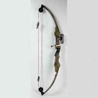 Precision Shooting Equipment Pacer II RH Compound Bow