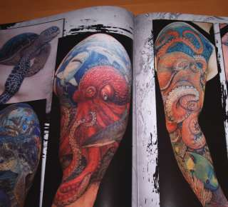 TATTOO PRODIGIES Mike DeVries BEST ARTISTS 256 Pg BOOK