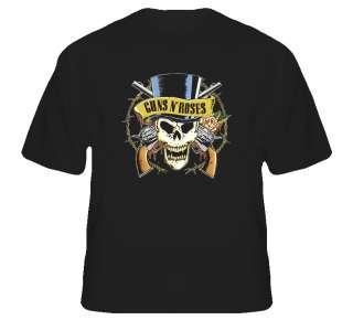 Guns N Roses Rock Metal T Shirt